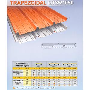 Distribuidor De Telhas Galvanizadas - 2